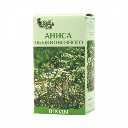 Buy Anise ordinary fruit 50g Ivan-tea