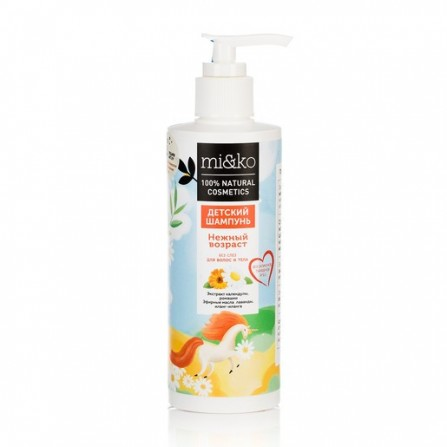 Buy Mi Co. shampoo Gentle age for children