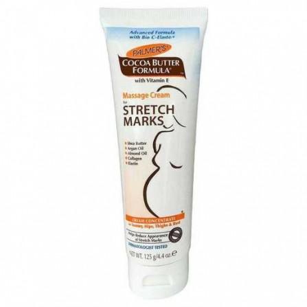 Buy Palmers Massage Cream Against Stretch Marks 125g