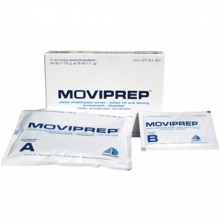 Buy Mowiprep powder is a lyophilisate for solution.