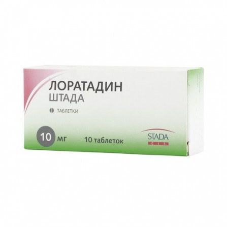 Buy Loratadin-Stad tablets 10mg N10