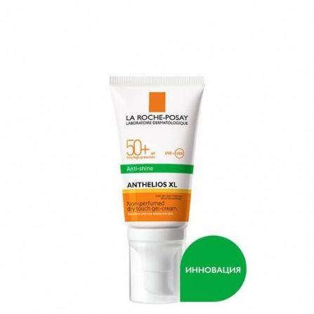 Buy La Rosh Pose Anthelios gel cream mattifying with Aurlicium SPF50 + 50ml