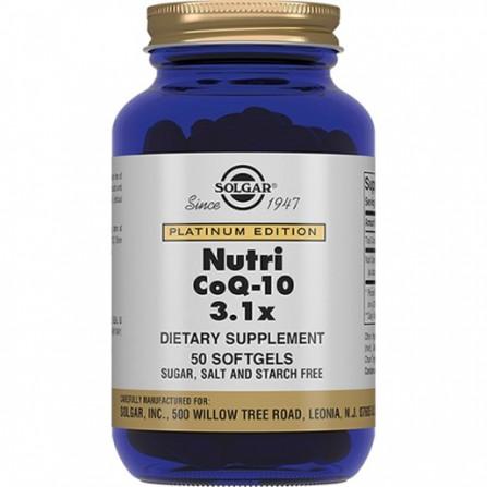 Buy Solgar Nutricoenzyme q-10 capsules N50