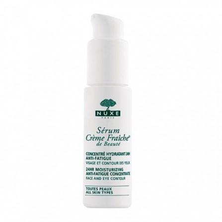 Buy Nyuks cream fresh serum moisturizing concentrate 2012 bottle pump 30ml