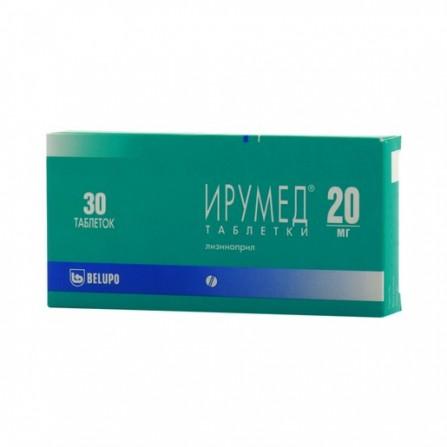 Buy Irumed tablets 20 mg 30 pcs