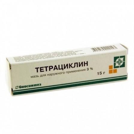 Buy Tetracycline ointment 3% 15g