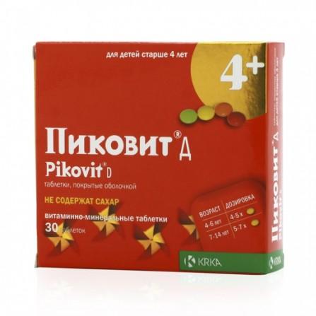 Buy Pikovit D N30 pastilles