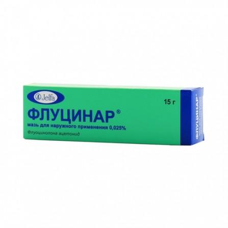 Buy Flucinar ointment 0.025% 15g